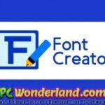 High Logic FontCreator Professional Edition 12 Free Download
