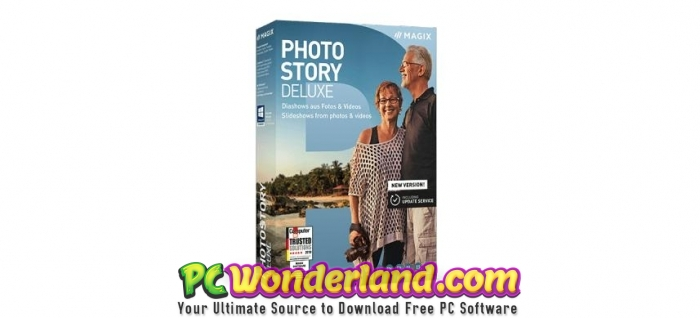 Best Rescue Disk 2020 MAGIX Photostory 2020 Deluxe 19 Free Download   PC Wonderland