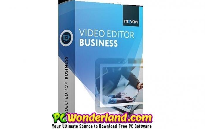 Movavi Video Editor Business 15 5 Free Download - PC Wonderland