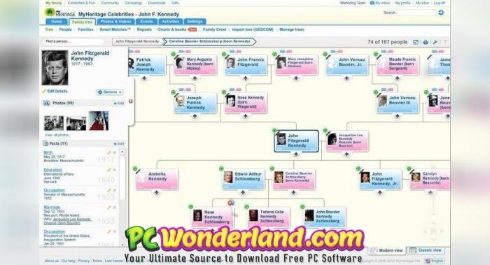 My Family Tree 8 Free Download - PC Wonderland