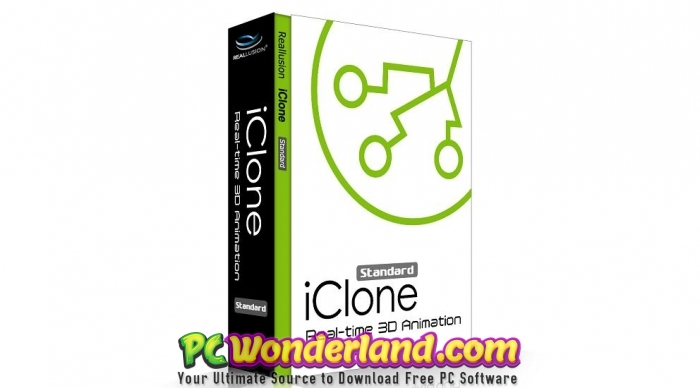 Reallusion iClone Pro 7 5 Free Download - PC Wonderland