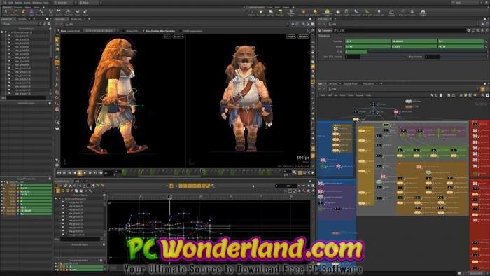 SideFX Houdini FX 17 Free Download - PC Wonderland