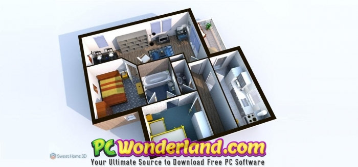 Sweet Home 3d 6 Free Download Pc Wonderland