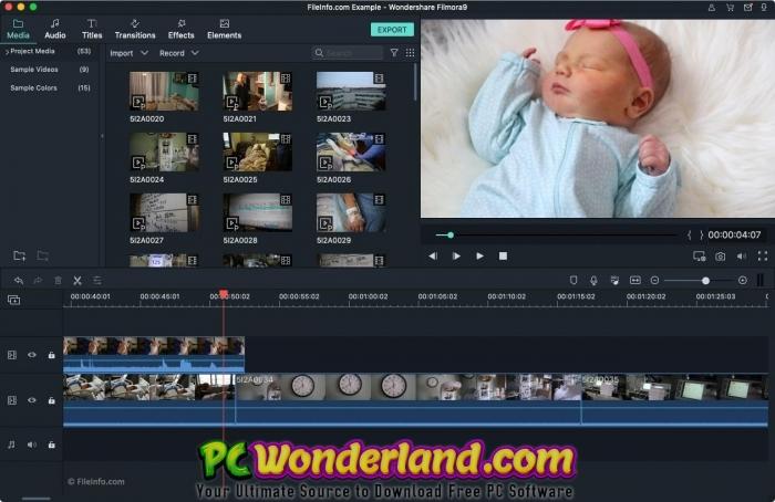 Wondershare Filmora 9 Free Download - PC Wonderland