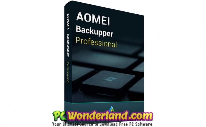 AOMEI Backupper 5 Free Download - PC Wonderland