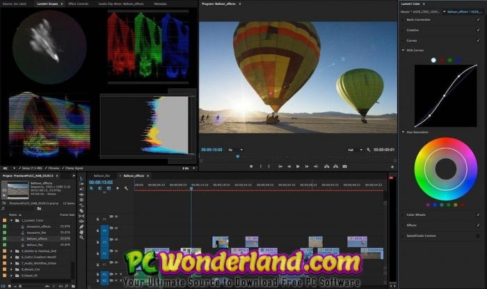 Adobe Premiere Pro CC 2019 13 1 4 2 Free Download - PC Wonderland