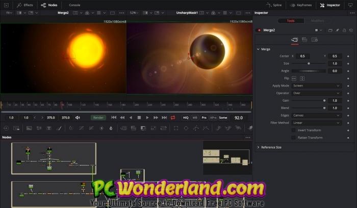 Blackmagic Fusion Studio 16 Free Download Pc Wonderland