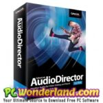 CyberLink AudioDirector Ultra 9.0.3129.0 Free Download