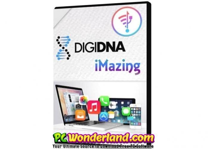 DigiDNA iMazing 2 9 14 Free Download - PC Wonderland