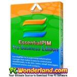 EssentialPIM Pro Business 8.55 Free Download