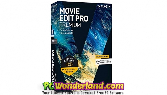 MAGIX Movie Edit Pro 2020 Premium Free Download - PC Wonderland