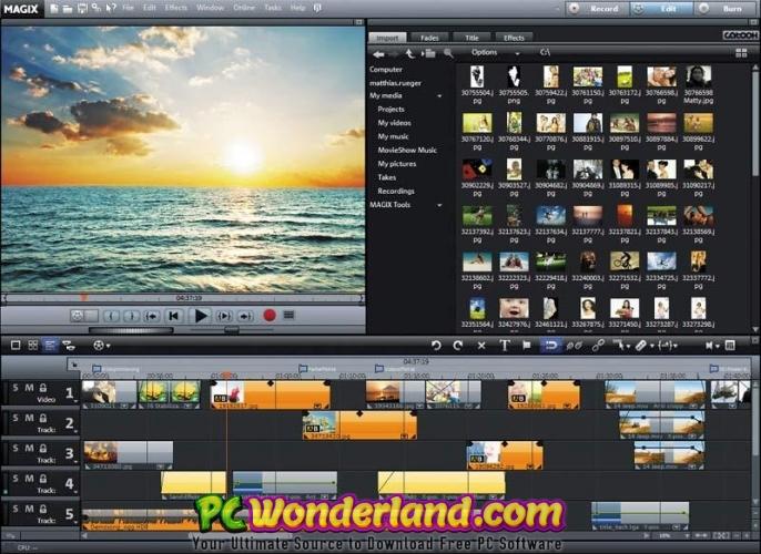 MAGIX Movie Edit Pro 2020 Premium Free Download - PC Wonderland