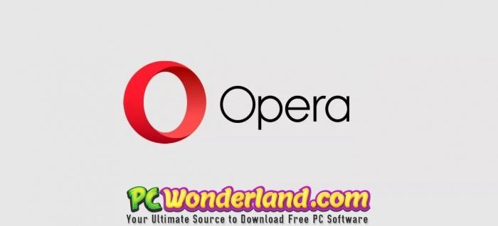 Opera 63 Free Download - PC Wonderland