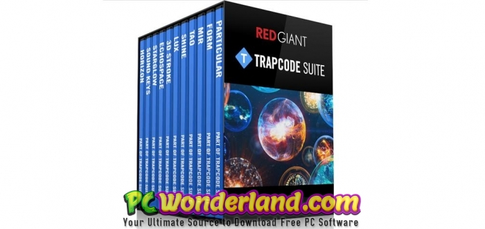 Red Giant Trapcode Suite 15 1 4 Free Download - PC Wonderland