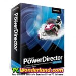 CyberLink PowerDirector Ultimate 17.6.3125.0 Free Download
