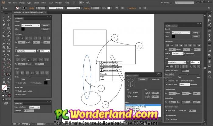 cad tools illustrator cc free download