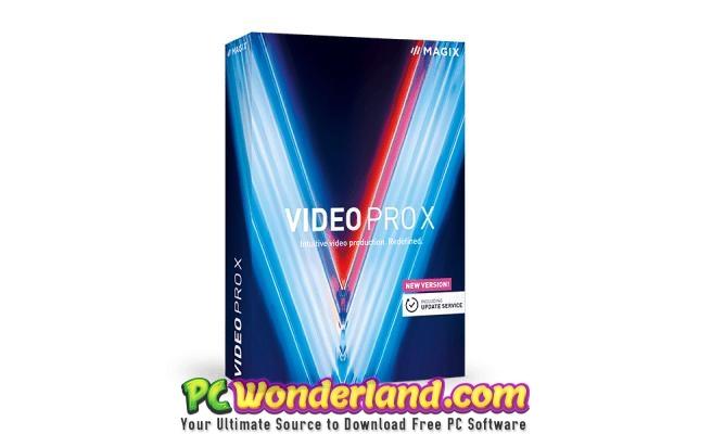 Magix video pro x11 free download pc wonderland.