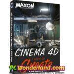 Maxon CINEMA 4D R21.023 Free Download