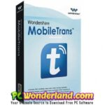 Wondershare MobileTrans 8.1.0.640 Free Download