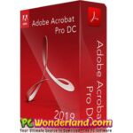 Adobe Acrobat Pro DC 2019.012.20047 Free Download