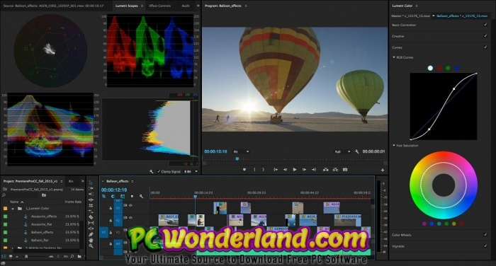 premiere pro free download for pc