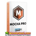 Boris FX Mocha Pro 2020 Free Download