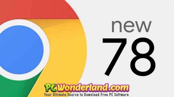 Google Chrome 78 Free Download Pc Wonderland
