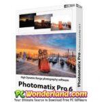 HDRsoft Photomatix Pro 6.1.3a Free Download
