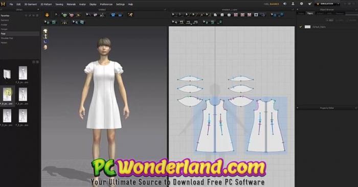 Marvelous Designer 9 Enterprise 5 Free Download Pc Wonderland
