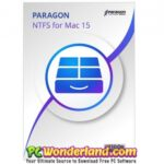 Paragon NTFS for Mac 15.5 Free Download