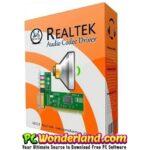 Realtek High Definition Audio Drivers 6.0.8816.1 Free Download
