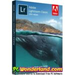Adobe Photoshop Lightroom Classic CC 2020 macOS Free Download