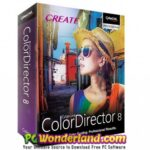 CyberLink ColorDirector Ultra 8 Free Download