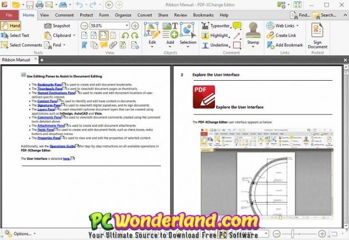 pdf xchange editor plus 8 free download - pc wonderland