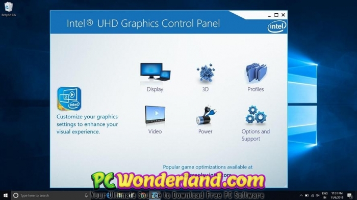 Video's van Intel hd 620 windows 7 driver