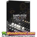 MAGIX Samplitude Pro X4 Suite 15.3.0.471 Free Download