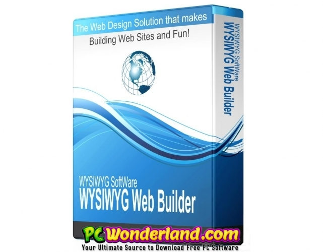 Wysiwyg Web Builder 15 2 2 Free Download Pc Wonderland