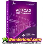 ActCAD Professional 2020 9 Free Download