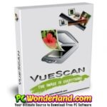 VueScan Pro 9.7.18 Free Download