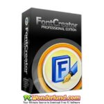 High Logic FontCreator Professional 12.0.0.2563 Free Download