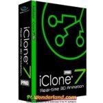 Reallusion iClone Pro 7.72.3818.1 Free Download