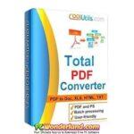CoolUtils Total PDF Converter 6 Free Download