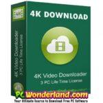 4K Video Downloader 4.12.0.3570 Free Download
