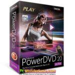 CyberLink PowerDVD Ultra 20.0.1519.62 Free Download