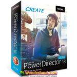 CyberLink PowerDirector Ultimate 18.0.2725.0 Free Download