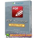 PDF-XChange Editor Plus 8.0.337.0 Free Download