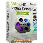 WinX HD Video Converter Deluxe 5.15.6.322 Free Download