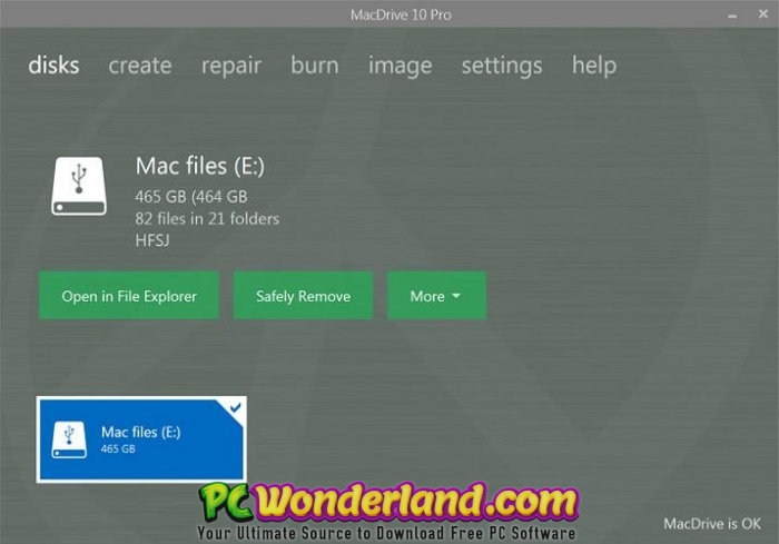 macdrive for windows 10 free download