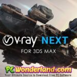 V-Ray Next 4.30.02 for 3ds Max 2020 Free Download