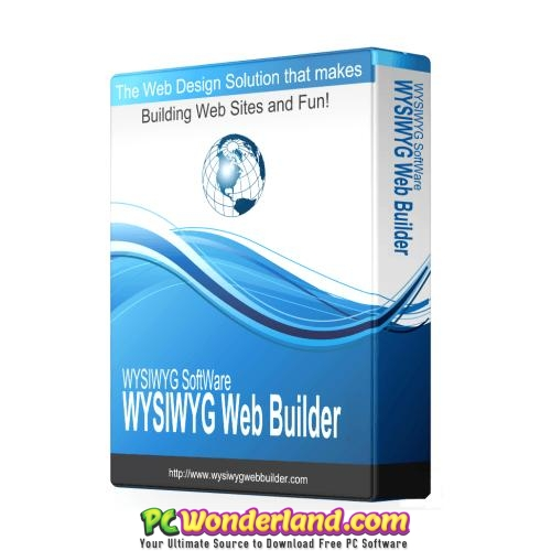 Wysiwyg Web Builder 15 4 1 Free Download Pc Wonderland
